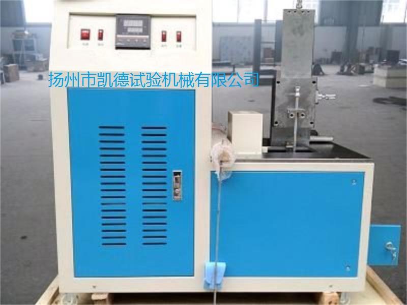 塑料低温脆性试验机(多样法)